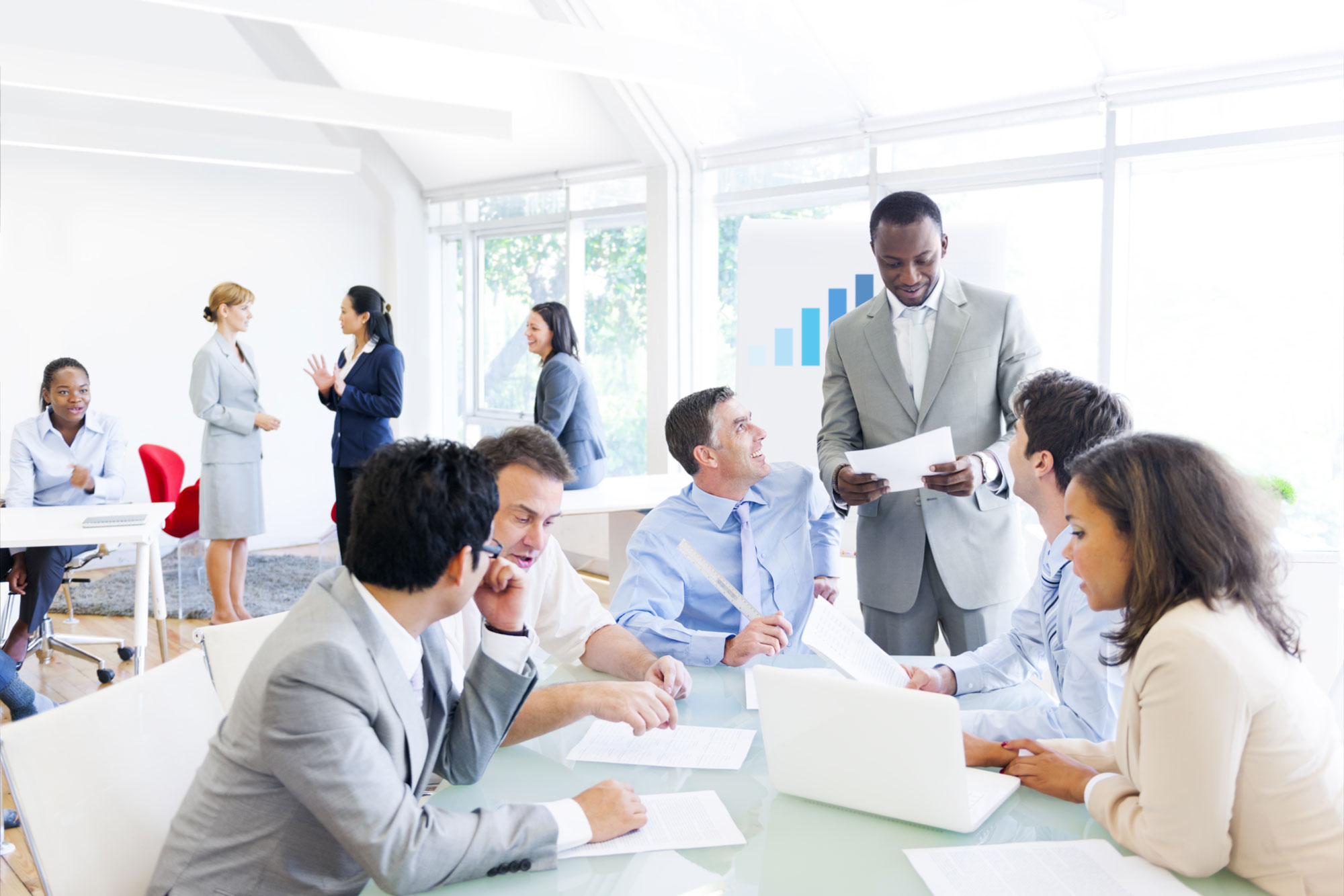 Sales Manager Responsibilities - Your First Goal Is To Know Your People