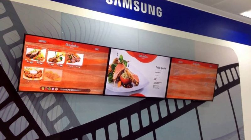 Why You Should Consider Digital Signage