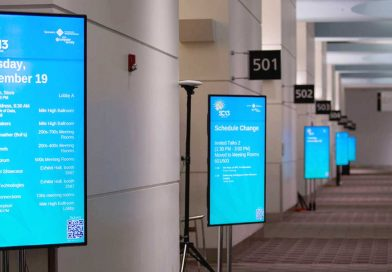 How Does Signage Affect The Event Experience?