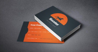 Advantages of printing business cards for a business brand